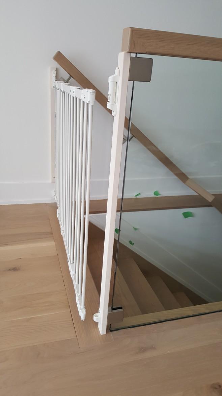 Glass Railing Gate Mount Kit
