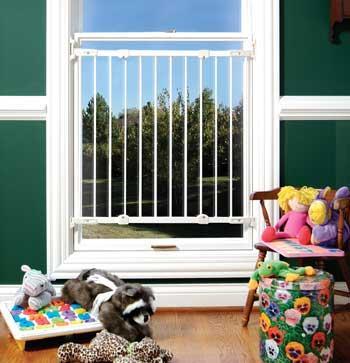 Delux Window Gate