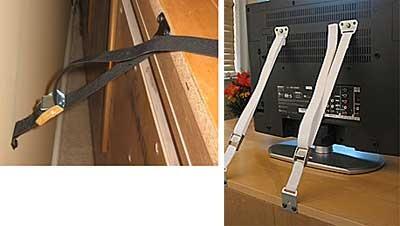 Pro Furniture/Flat Screen TV Strap
