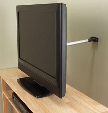 Flat Screen T.V. Lock