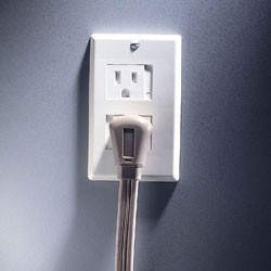 Outlet  Safety Plate