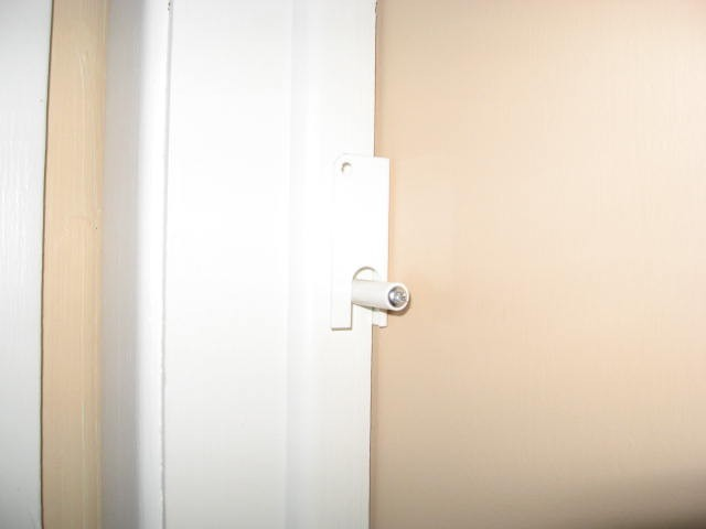 2-Way Top Door Lock - Wider