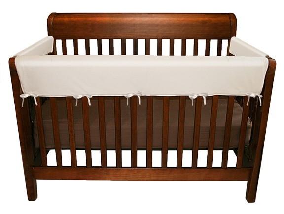 Soft Crib Rail Protector